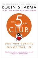The 5AM Club by Robin Sharma NEW