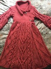 Handmade knitted coat Copy Of Valentino Coat, Size Xs