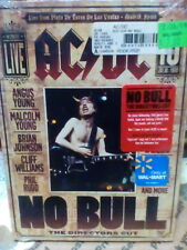 AC DC Live in Concert NO BULL Directors Cut DIGIPACK Case New Sealed DVD