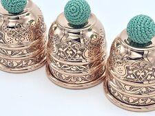 Brett Sherwood Hand Engraved Copper Cups - Magic Tricks - Sleight of Hand