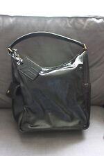 Sac Yves Saint Laurent cuir verni noir neuf / BNWT Yves Saint Laurent patent bag