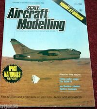Scale Aircraft Modelling Magazine 12.3 Vought A-7 Corsair,AGM-78 Missile