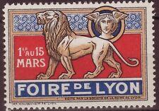 VIGNETTE -69-  FOIRE DE LYON.