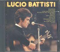 Lucio Battisti - Raccolta Omonimo Cdor 8009 Dischi Ricordi 1989 Cd Ottimo Raro