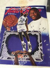 Beckett Basketball Magazine Price Guide Shaquille O'Neal May 1993