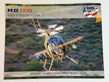 MD Helicopters 530G / Scout Attack Data Sheet / Mission Proven Challenge Driven