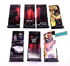 WWE Mattel Elite Background Display Stand Diorama Lot Wrestling Figure_BN5A