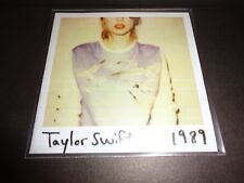 "Taylor Swift ""Out Of The Woods"" UK PROMO SINGLE Virgin EMI Records TAYLOR SIFT"