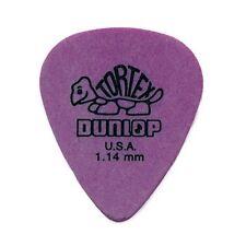Jim Dunlop Tortex Standard 1.14mm Guitar Picks, 10 pack.