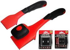 Dekton Wood Paint Stripper Razor Scraper Tool Soft Grip Or Spare 4 Edge Blade