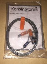 Kensington MicroSaver Notebook/Laptop Key Lock and Security Cable - Brand new