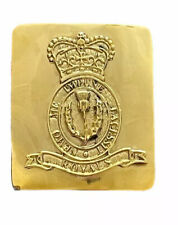 More details for 1st royal regiment cross belt buckle