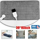 Heating Pad Electric Heat Pad Body Warmer Blanket For Back Pain Cramps Relief