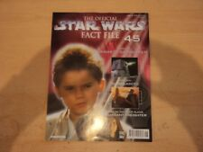 The Official Star Wars Fact File No.45 - DeAgostini 2002 Magazine