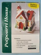 Church Building Electric Potpourri House In OB Unused ProHaus Design Holiday (O)