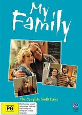 My Family The Complete Ninth Series DVD TV Comedy ABC English