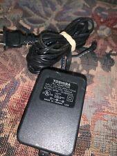 Toshiba 12V, 1000mA Ac/Dc Wall Wart Power Supply Adapter Cord Mod#Sp48-121000Dus