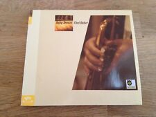 "CHET BAKER ""BABY BREEZE"" VERVE RECORDS DIGIPACK EDITION 15 TRACKS 1999 ISSUE CD*"
