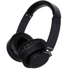 GROOV-E FUSION Bluetooth sans fil ou Câblé Écouteurs Stéréo - Noir Neuf