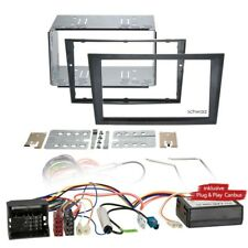 Vauxhall Meriva 05-10 2-Din Car Radio Installation Set Canbus Adapter FACEPLATE