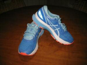 ASICS Gel-nimbus 21 1012A155 Running Shoes Women's Size 8.5w Blue