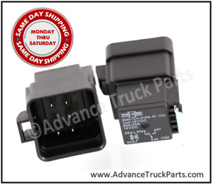 Song Chuan Relay, 12VDC 30 A, Weatherproof Replace # GM 12193611 HELLA