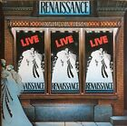 Renaissance - Live At Carnegie Hall - Double (2) Vinyl LP 33T (1976)