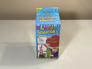 Slushy Sensation! Slushy Maker
