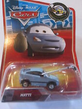 Disney Pixar Cars  MATTI diecast car BRAND NEW FINAL LAP COLLECTION #165
