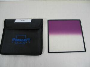 """FORMATT 6,6""""x6,6"""" Plump2 Soft Verlauf Filter mit Schutztasche, gebraucht"""