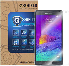 G-Shield® Vitre Film Protection en Verre Trempé d'écran Samsung Galaxy Note 4