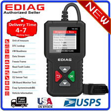 Automotive OBD2 Scanner Code Reader Car Check Engine Fault OBDII Diagnostic Tool