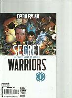 Secret Avengers God of Fear God of War Lot of 7 issues Marvel Comics