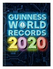 Guinness World Records 2020 The Bestselling Annual Book of Records 9781912286812