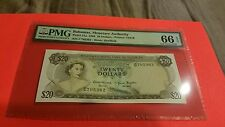 1968 Bahamas $20  highest in PMG population report. the best