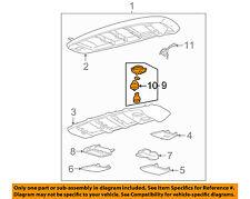 GM OEM Overhead Roof Console-Overhead Lamp 12471672