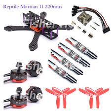REPTILE Martian II 220MM Quadcopter Frame Naze32 Rev6 6DOF Littlebee Pro 20A