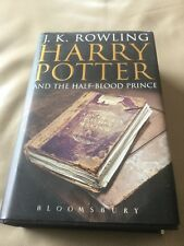Harry Potter And The Half-Blood Prince ~ Hardcover First Edition 2005 HC DJ