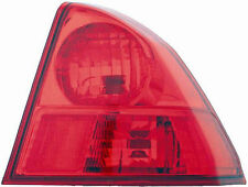 Fits 2003-2005 Honda Civic SEDAN Outer TAIL LIGHT lamp - RH
