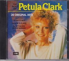 PETULA CLARK - THE  MOST OF - CD