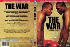 The War - Sugar Ray Leonard v Thomas Hearns 2nd Fight (DVD, 2010)