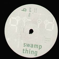 THE GRID - Swamp Thing - deconstruction