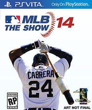 MLB 14: The Show (Sony PlayStation Vita, 2014)