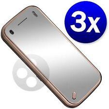 3 x Mirror Screen Protectors Film for Nokia N97 mini UK