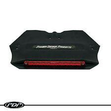 2011+ Polaris PRO RMK/ASSAULT L.E.D Snowmobile Brake Light _ Black/Red Lense