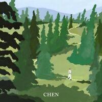 Chen - 1ST MINI ALBUM : April & Flower (Flower Version) (Incl. Photocard,Flower