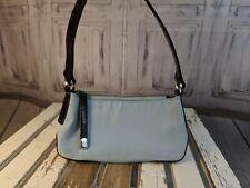 Lauren ralph lauren purse handbag bag tote travel satchel shoulder mini blue