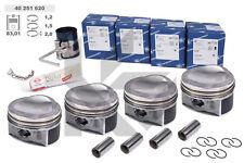 4x Piston Repair Kit 40251620+ 0 1/32in Ø 3 9/32in Skoda VW Audi Seat 1,8 TSI