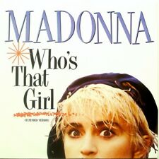 Madonna Single 45RPM Speed Music Records