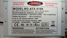 ✅Alimentation Pc Advance ATX-5100 480Watts